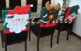 Resultado de imagen para capas de cadeiras de natal