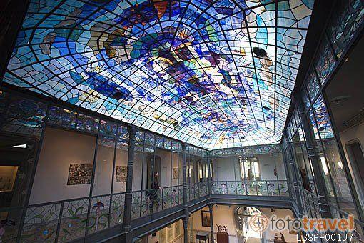 Fotos en venta de casa lis museo con piezas art nouveau y - La casa lis de salamanca ...