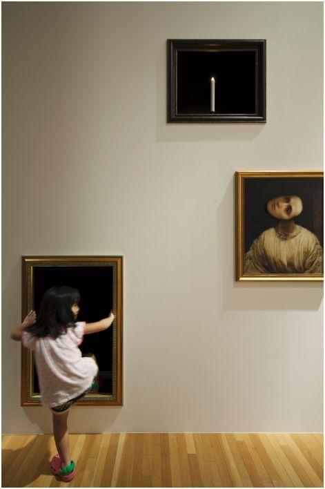 Tokyo Museum Unveils the Spookiest Art Exhibit We've Ever Seen - John Metcalfe - The Atlantic Cities