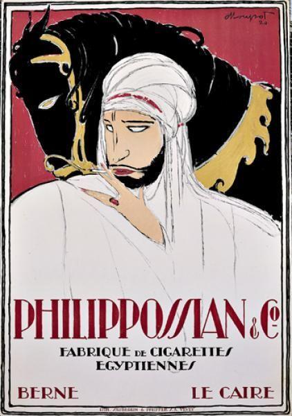 Le plus suisse des affichistes français : Charles Loupot   Posters We Love - Le Blog