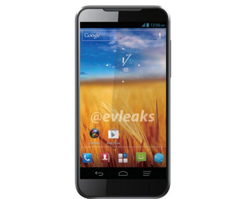 Leaked ZTE Grand X Pro Image Shows Nexus 4-Like Interface - Just before the weekend, the Evleaks has left a treat for gadget enthusiasts. This time the leaked image is of a ZTE smartphone named Grand X Pro. [Click on Image Or Source on Top to See Full News]