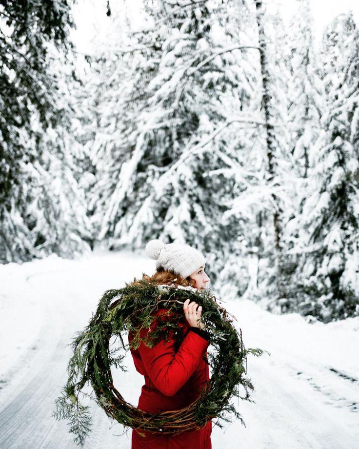Merry 60 degree Christmas from PA!! // Amandakswim