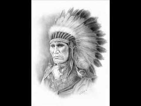 Johnny Cash Drums a Native American Tribute