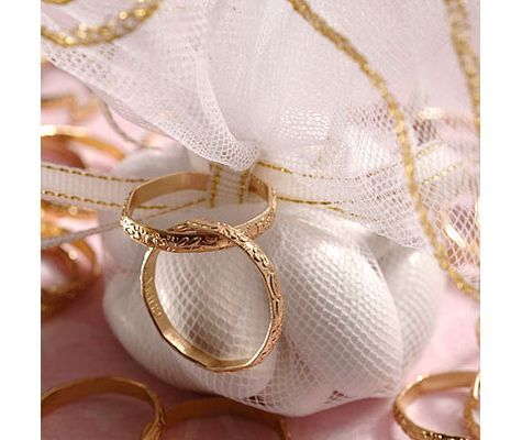 for favor for lord of the rings themed wedding gold