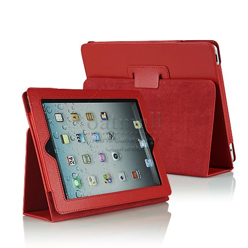 Smooth Surface PU Leather case for iPad 1 1st Magnetic Flip Leather Cases Sleep Wake Smart. Click visit to buy