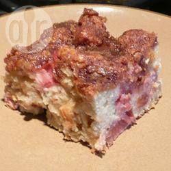 Mijn favoriete rabarbercake @ allrecipes.nl