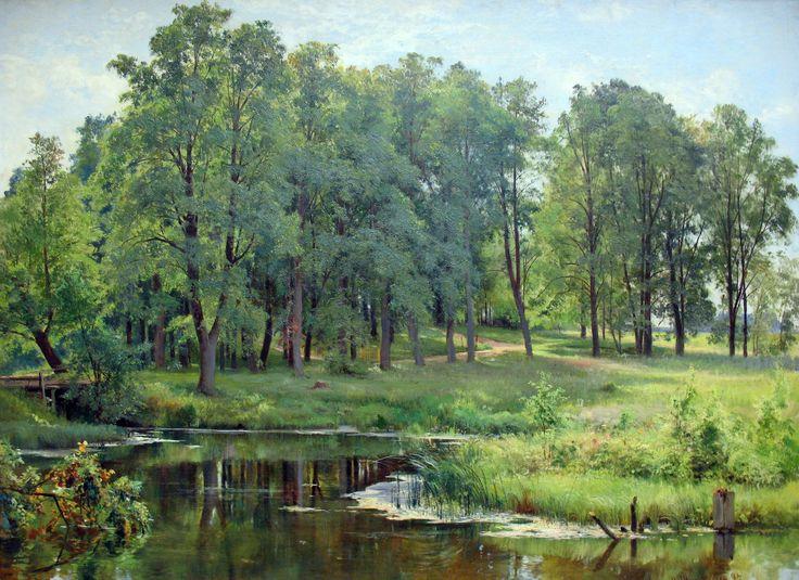 1897_Schischkin_Im_Park_anagoria.JPG (3344×2432)