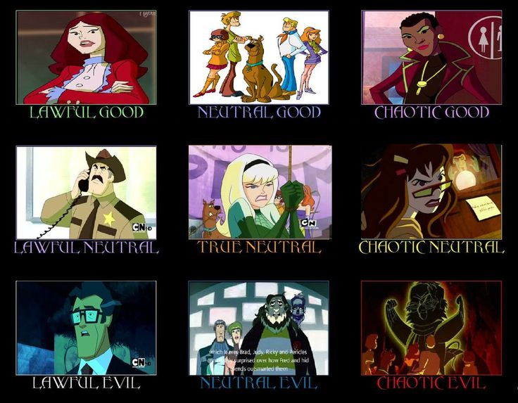 hex girl scooby doo mystery inc poster - Google Search