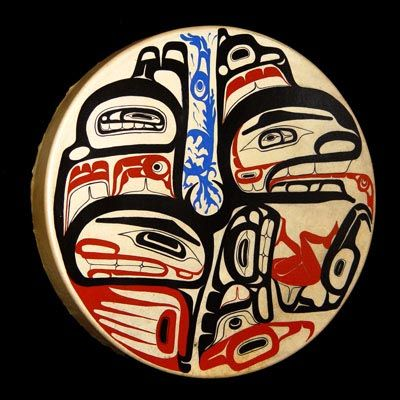 Native American Paintings | Native American Elder by Larry Fanning
