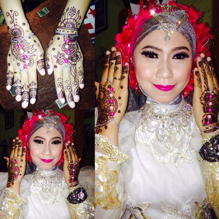 Henna wedding