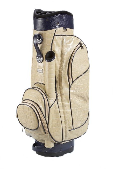 Introducing Cutler Sports Ladies Manolo Beige Cart Golf