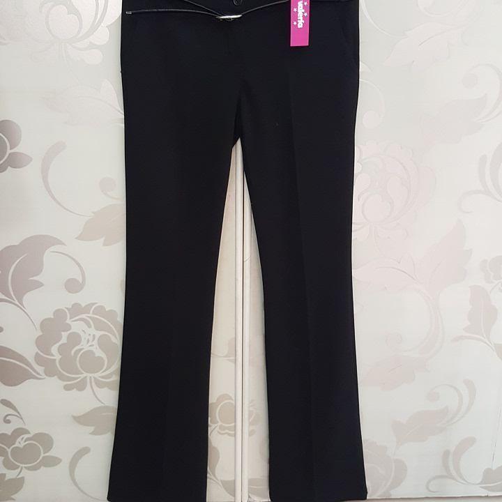 #pantaloni #neri #zampetta #valeria #abbigliamento