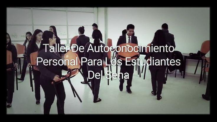 GESTIÓN EMPRESARIAL - SENA - TALLER DE AUTOCONOCIMIENTO PERSONAL - CHÍA