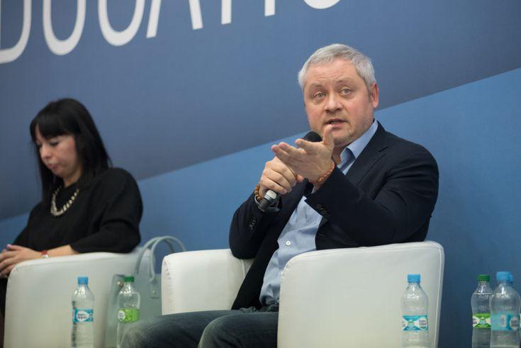 Игорь Янковский, Украина, меценат, бизнесмен. Участие на конференции в Киеве