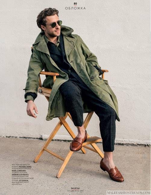 Francesco Carrozzini for GQ Style Rusia