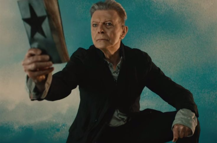 David Bowie's Top Videos and Tracks on YouTube in the Past Year  David Bowie left the world a year ago with Blackstar, his 25th album and first to go No. 1 on the Billboard 200. He also left stunning visuals to accompany the songs, two of which are the most watched videos from his available catalog on YouTube in the ...
