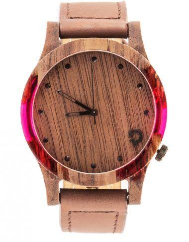 slick-series-pink-1 - Zegarki drewniane Plantwear