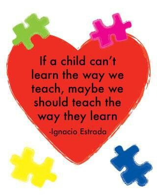 Create and deliver your lessons that cater to the specific needs of each of your students.   ~ M.M