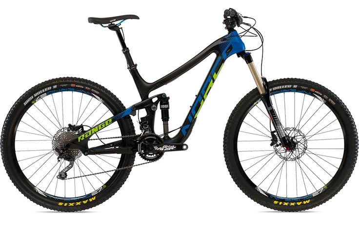 Range Carbon - Enduro - Mountain - Bikes - Norco Bicycles