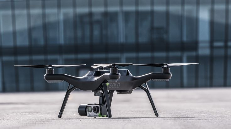 3D Robotics' Solo Is A Smart Drone Powered By Two Computers - Forbes
