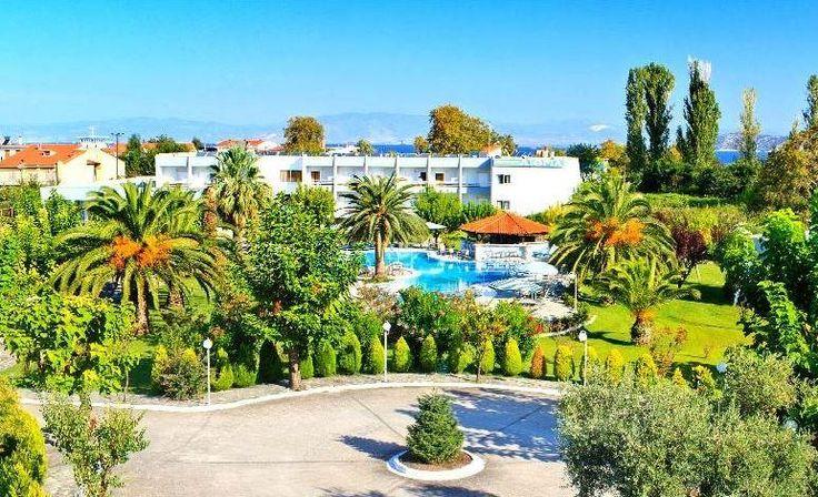 🇬🇷 Hotel Aethria, Tasos 🇬🇷 Fantastična ponuda po veoma povoljnim cenama - hotel #Aethria se nalazi oko 350 m do gradske plaže, nadomak centra grada #Limenas, autobuska stanica se nalazi 300 m od hotela ✔ Cene već od 23 evra dnevno po osobi ☎ 011 415 21 53 📱 065 3266669 📧 https://goo.gl/Wyodux