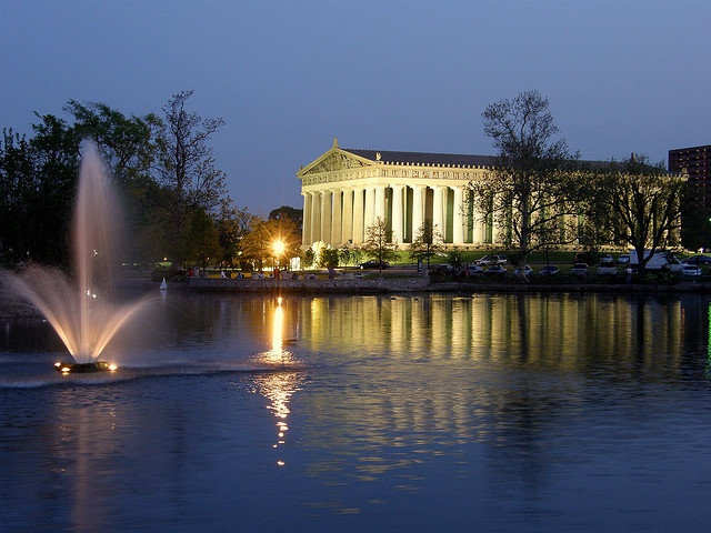The Parthenon.. Nashville Tennessee Absolutely one of my favorite places to go and just spend a few hours.