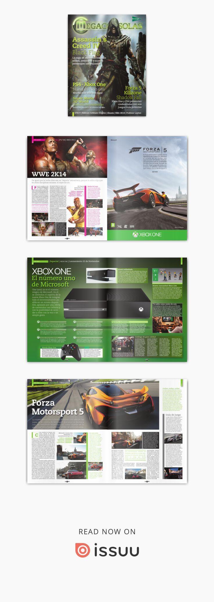 MEGACONSOLAS nº 110  Revista especializada en videojuegos y consolas distribuida en El Corte Ingles