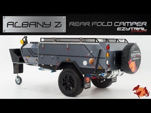 Albany Z Off Road Hard Floor Camper Trailer for sale in Nationwide