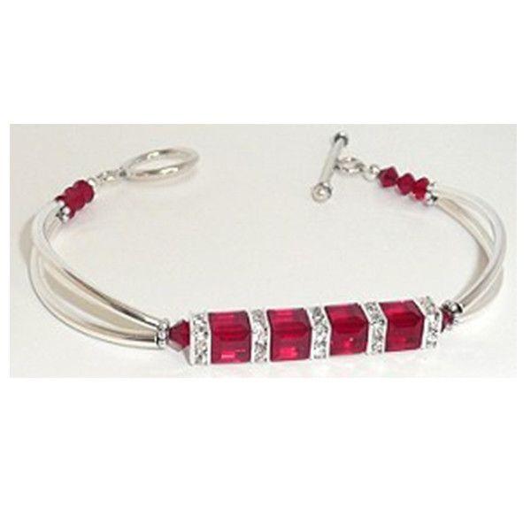 Squaredelle/Rondelle Bangle Bracelet – Best Buy Beads