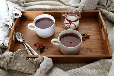 Mexican Hot Chocolate by In Rhi's Pantryⓒ