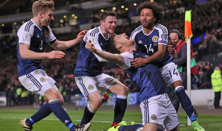 nice Scotland 1 - Slovenia 0: Martin gives Scots huge 2018 World Cup boost with late goal | Football | Sport Check more at https://epeak.info/2017/03/27/scotland-1-slovenia-0-martin-gives-scots-huge-2018-world-cup-boost-with-late-goal-football-sport/