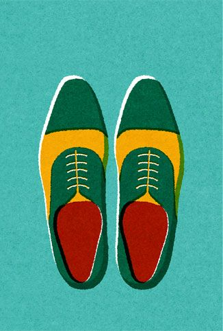 Yusuke Yonezu- Although this one looks simple enough to label, it's a tough one. I will go with Symmetrical, but I could be wrong, the white outline on the left side of the shoes could make it Asymmetrical?? -Joel G.