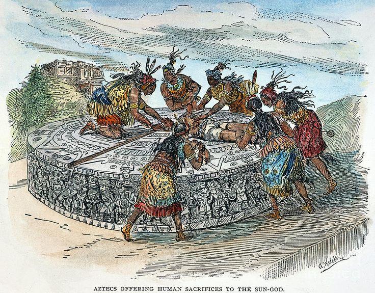 44 best images about Aztecs Sacrifice on Pinterest ...