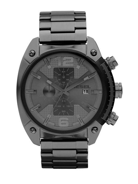 Diesel DZ4224 Men's Chronograph Gunmetal Steel Watch