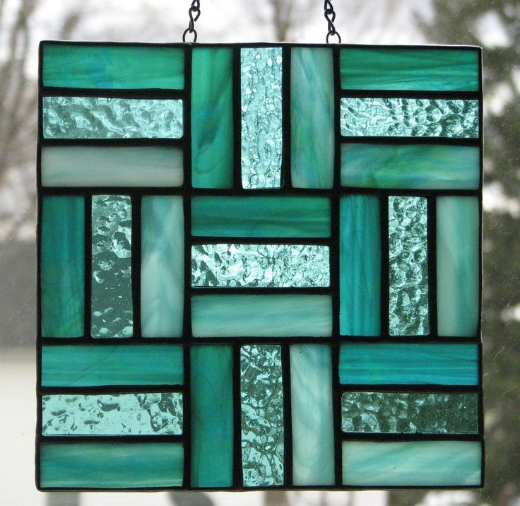 241 Best Stained Glass- Geometric Patterns Images On