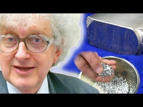▶ Super Expensive Metals - Periodic Table of Videos - YouTube