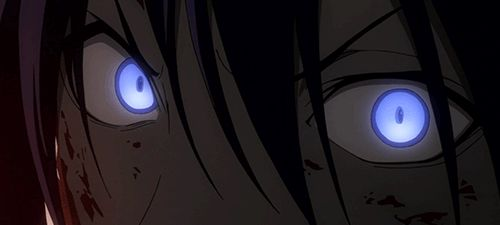 noragami eyes - Google Search