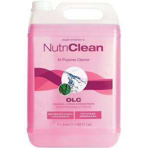 NutriClean OLC really does clean everything. Naturally clean your veggies, but also clean your fireplace with minimal fuss!