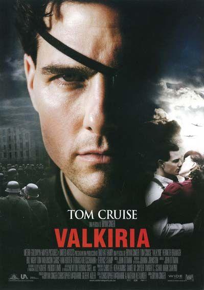 """Valkiria (2008) """"Valkyrie"""" de Bryan Singer - tt0985699"""