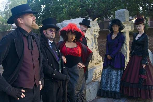Ghost Tour Through The Gaslamp, a former red light district, is part of the Haunted San Diego Tour ... San Diego has some of the most haunted places in the US