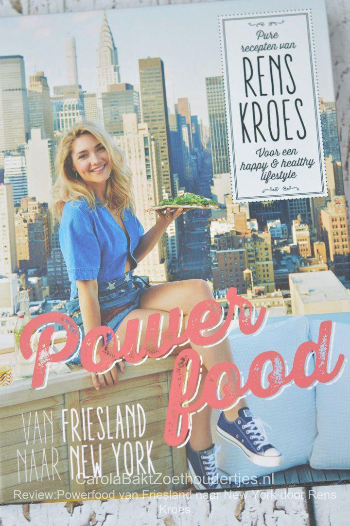 powerfood van Friesland naar New York van Rens Kroes