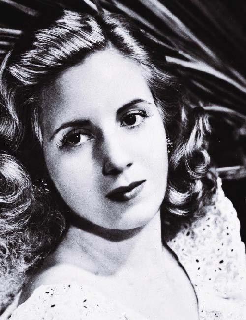María Eva Duarte de Perón (May 7, 1919 – July 26, 1952)