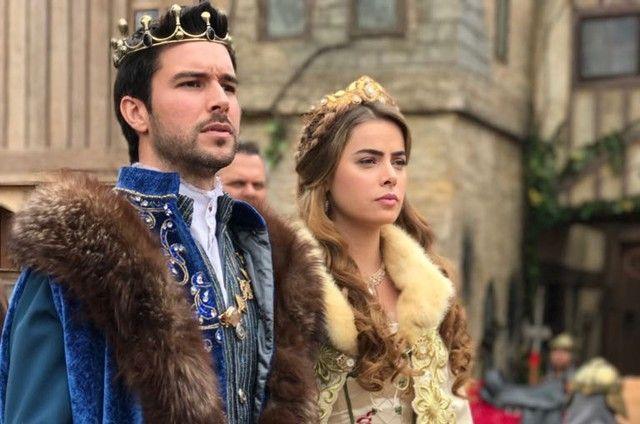PARAÍSO DAS BARANGAS: Rede Record: Novela Belaventura estreia dia 25 de julho