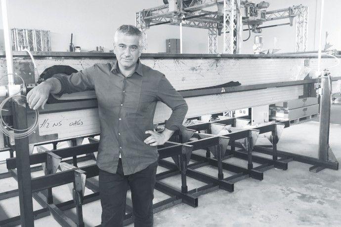 Robotic construction and exploring the limits of 3D printing with Enrico Dini https://3dprintingindustry.com/news/robotic-construction-exploring-limits-3d-printing-enrico-dini-99977/?utm_content=bufferfdf42&utm_medium=social&utm_source=pinterest.com&utm_campaign=buffer