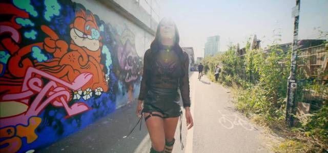 Video: Lisa Maffia (@LisaMaffiaUK) - Wah Gwarn