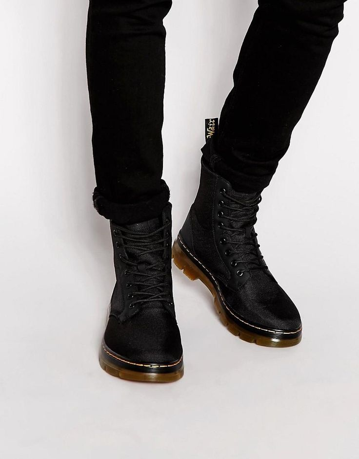 Dr Martens | Dr Martens Tract Fold Boots at ASOS