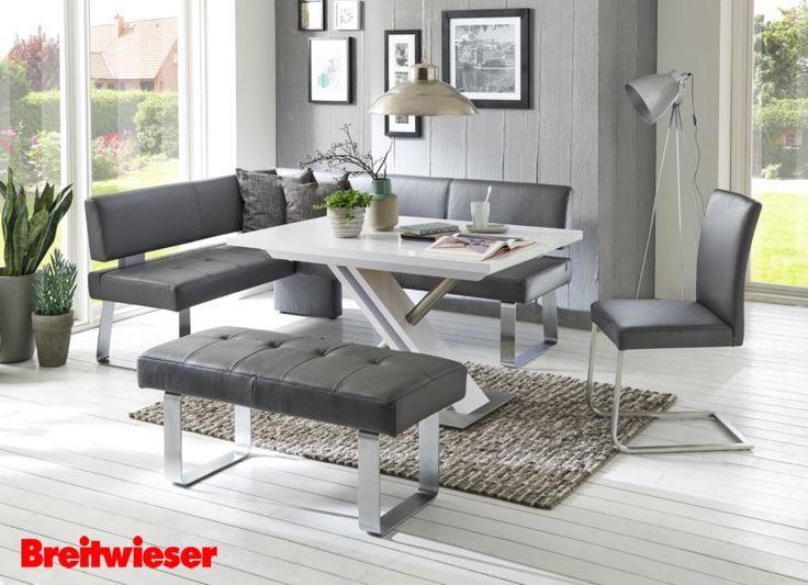 Stühle modern esszimmer schwarz  Die besten 25+ Lederstühle esszimmer Ideen auf Pinterest ...