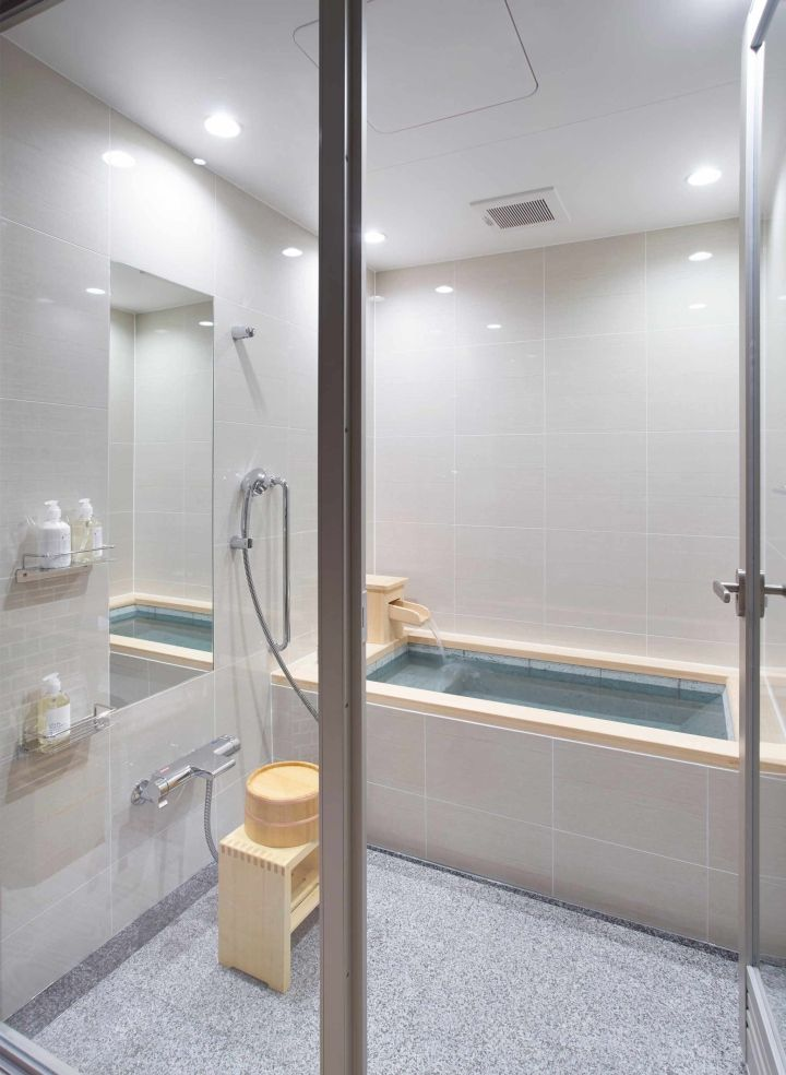 Inspirasi Desain Hotel – Bathroom