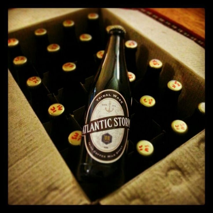 Tribal Wave by Atlantic Storm. Craft beer in #CapeTown #Southafrica www.tribecoffee.co.za