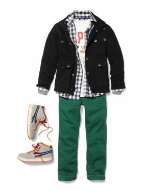 Kids Clothing: Boys Clothing: We ♥ Outfits   Gap